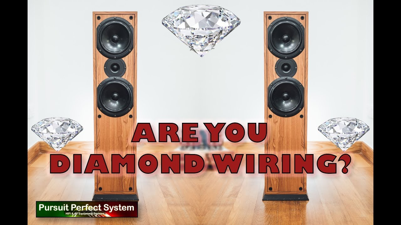hifi speaker cables are you diamond wiring diamond are an audiophile s best friend [ 1280 x 720 Pixel ]