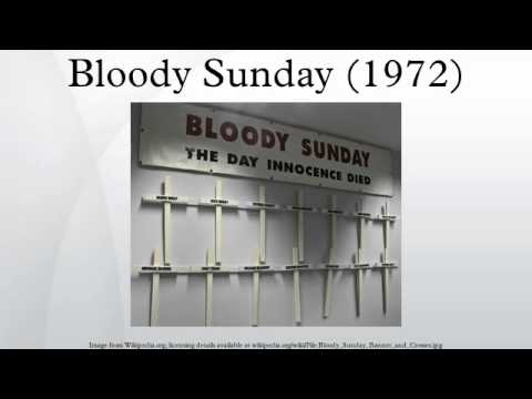 Bloody Sunday (1972)