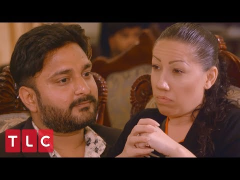 Jenny's Daughter Confronts Sumit   90 Day Fiancé: The Other