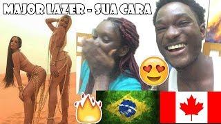 GRINGOS reagINDO A Major Lazer - Sua Cara (feat. Anitta & Pabllo Vittar) (Official Musi ...
