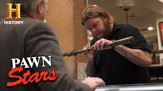 Pawn Stars: Tomak Kris Spear (Season 14) | History