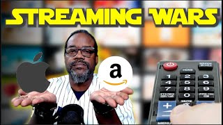 Apple (AAPL Stock), Amazon (AMZN Stock) Where is YOUR Money Well Spent? - Streaming Wars