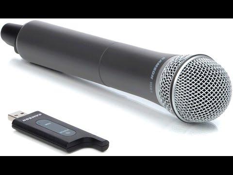 Samson XPD1 Digital USB Wireless Microphone @ JB Hi-Fi