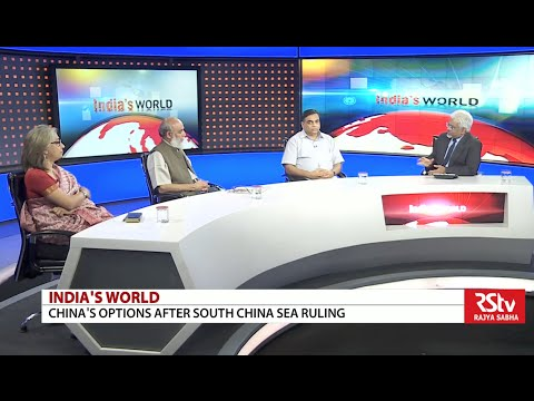 India's World - China's options after South China Sea ruling
