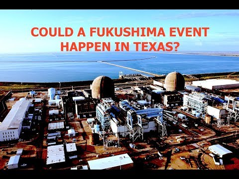 Could Fukushima Happen In Texas? STP Nuclear Plant Tells Workers To Stay Home, Hurricane Harvey