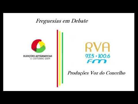 Freguesias em Debate Aveiras de Baixo (Eleições Autárquicas de 2009)