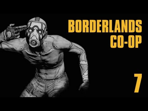Прохождение Borderlands Co-op : Часть 7 — Ключ от ворот шахты