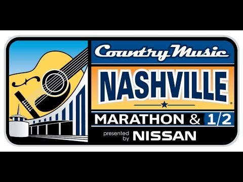 2014 Country Music Marathon presented by NISSAN - Nashville TN Music City USA