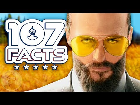 107 Far Cry 5 Facts You Should Know! | The Leaderboard