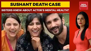 Whether Sushant Singh Rajput's Sisters Knew Late Actor's Mental Health Condition? | To The Point