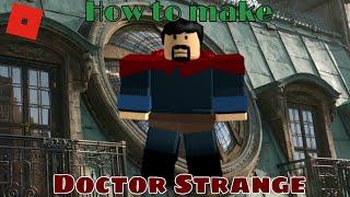 Como fazer doutor estranho na vida de super-herói Roblox 2