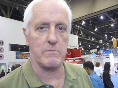 2010 NAB Interview with Garrett Brown, inventor of Steadicam, plus demos