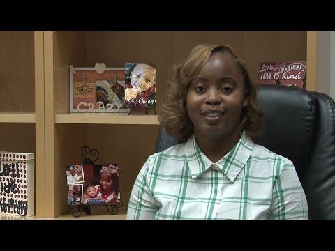 Dr. Darlene Atkins, Principal of Westlawn Middle School