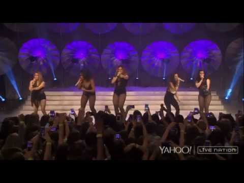 Mariah Carey Medley/ Like Mariah - Fifth Harmony (LIVE at Boston) (HD)