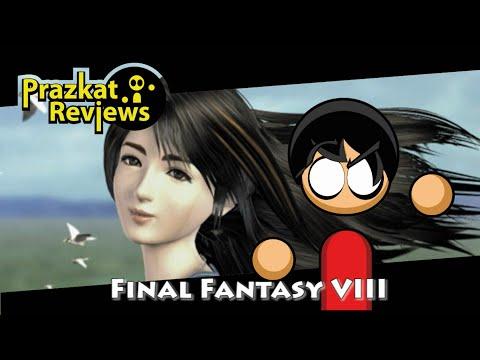 Final Fantasy VIII Análisis (ft. History Games) - Prazkat Reseña #MesDeFinalFantasy