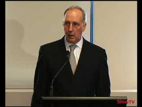 Paul Keating - August 2008 - Unfinished Business
