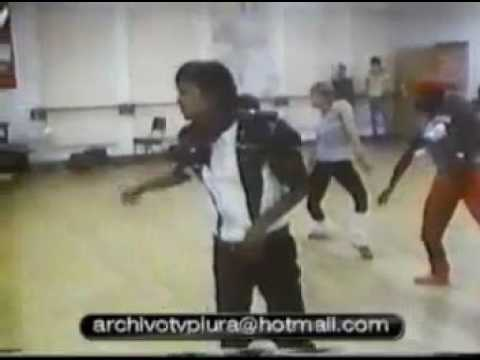 MAKING OF THRILLER 1983 MICHAEL JACKSON DEAD HQ
