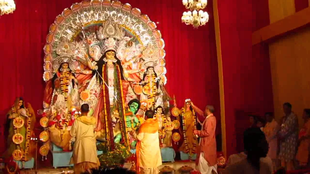 Dhaker Bajna Cba Durga Puja