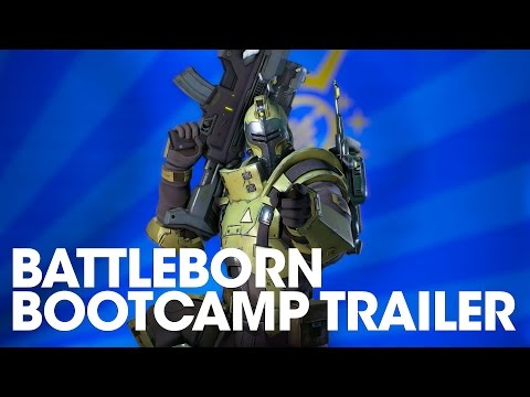 Battleborn Bootcamp Trailer