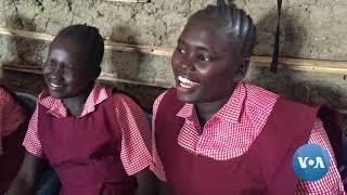South Sudan's Men4Women Takes on Cultural Taboos of Menstruation