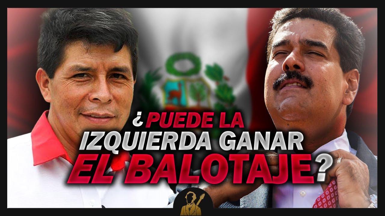 ¿Puede la IZQUIERDA ganar las elecciones en PERÚ?