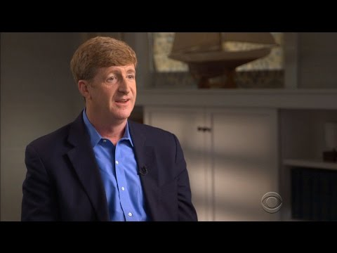 Patrick Kennedy Reveals Family History of Mental Illness and Addiction