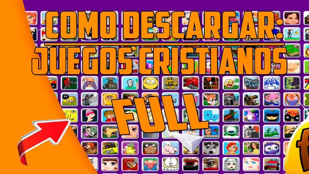 Descargar Los Mejores Juegos Cristianos Full Pc Gratis Hd 2019 Youtube