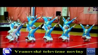 Úžasné mažoretky TS Varanovia sú dvojnásobné majsterky Slovenska