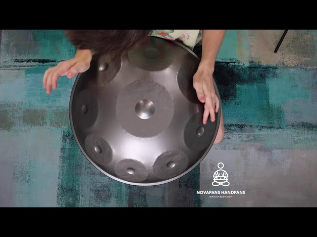 F Hijaz - Generation 1 | Novapans Handpans