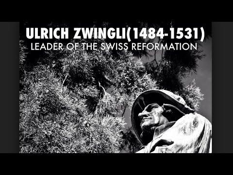 """Zwingli & the Swiss Reformation"" – Church History II, Video 6"