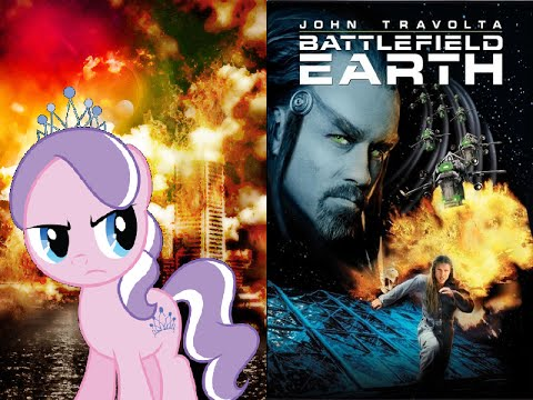 The Fallen Reviews: Battlefield Earth [2000]