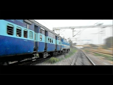 1st on YouTube Traction Change!!+Insane Acceleration by GD's First wag7 #27087 led LJN-GKP Intercity