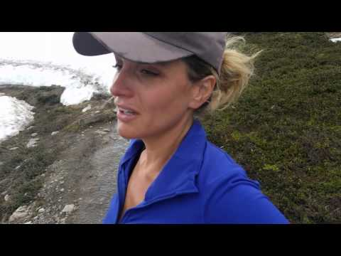 Harding Icefield Trail - Scared Of Bears!