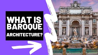 Baroque Architecture Buildings And Structures