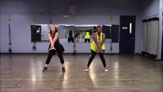 Push Back ~ Ne-Yo, Bebe Rexha, Stefflon Don ~ Zumba®/Dance Fitness