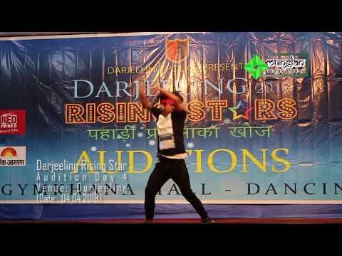 Darjeeling Rising Star Audition Day 4, Host: Pratima Dhungel