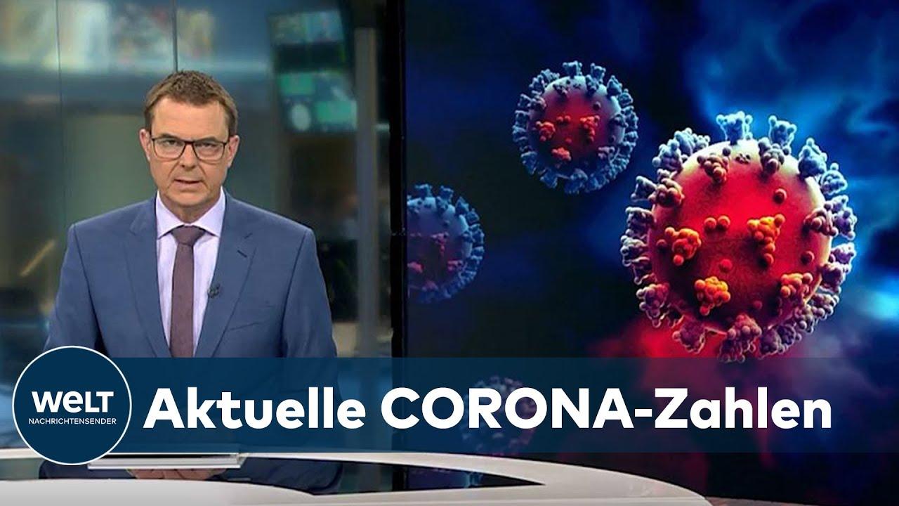 Download AKTUELLE CORONA-ZAHLEN: Inzidenz schnellt auf 85,6 hoch -  RKI  meldet 16 077 Covid-Neuinfektionen