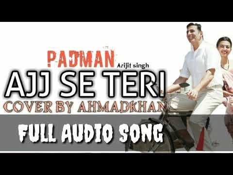 aaj-se-teri---arijit-singh-|-khan-saab-cover