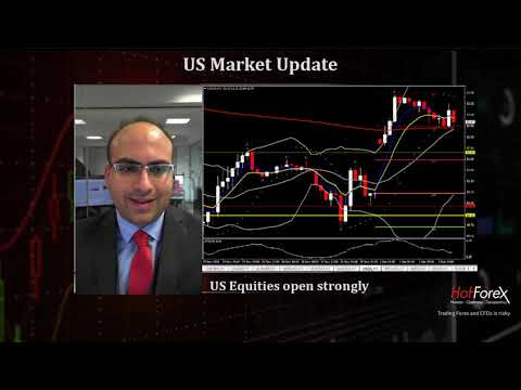 US Equities open strongly | 03 December 2018