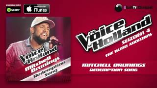 Mitchell Brunings - Redemption Song (Official Audio of TVOH 4 The Blind Auditions)
