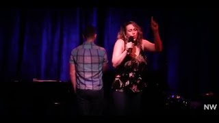"""Natalie Weiss & David Perlman - """"I Have Nothing"""""""