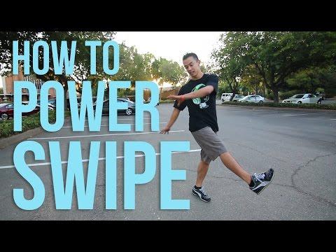 How To Breakdance | Power Swipe | Intermediate Breaking Tutorial
