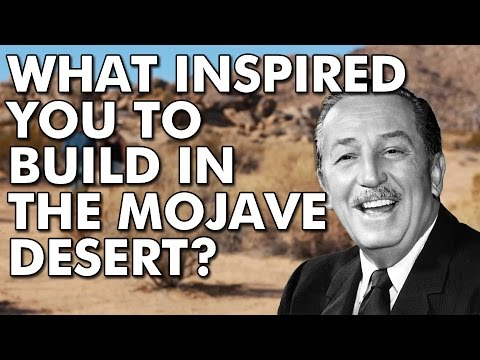 Why build an off-grid house in the Mojave Desert?