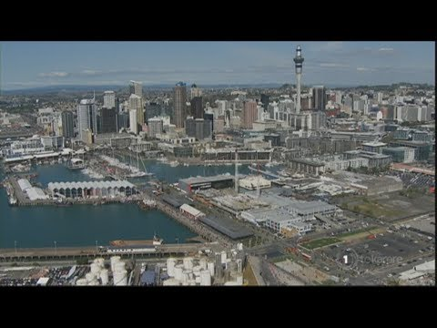 Proposed America's Cup site rejected by iwi