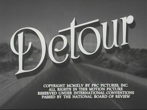 Detour FULL MOVIE  [1945] (Film-Noir)