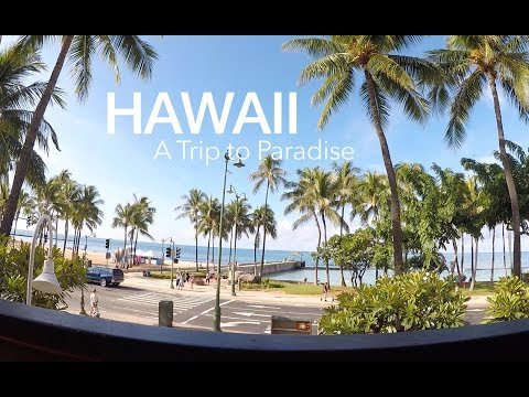 Hawaii Trip December 2017