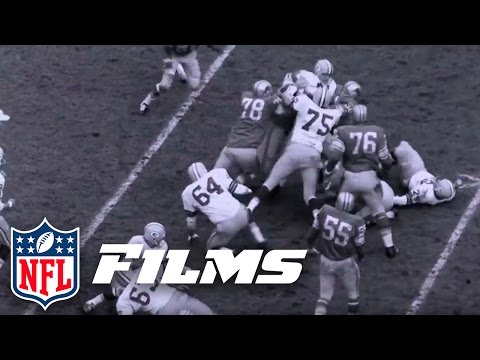 "#6 ""Thanksgiving Day Massacre"" Lions Dominate Packers 