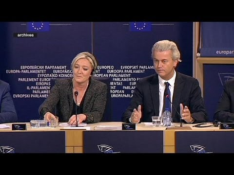 Pas de formation d'extrême droite au Parlement européen