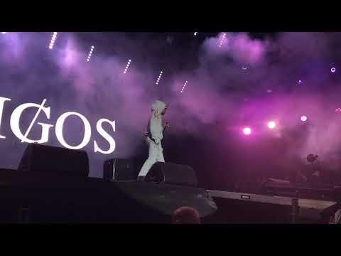 Migos - Supastars Live In OAF 2018