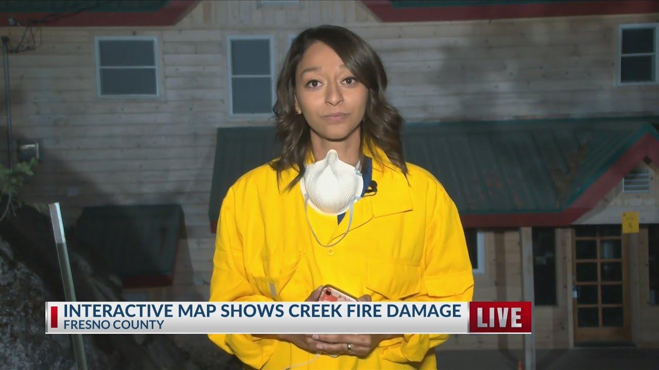 Shaver Lake Creek Fire Update